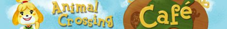 Willkommen im Animal Crossing - Café